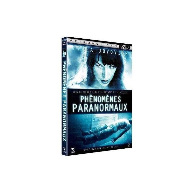 DVD - Phénomènes paranormaux