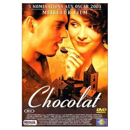 DVD - Le Chocolat