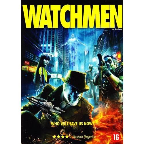DVD - Watchmen : Les gardiens