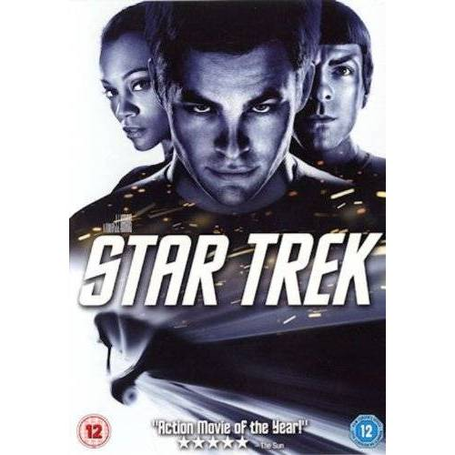 DVD - Star Trek XI