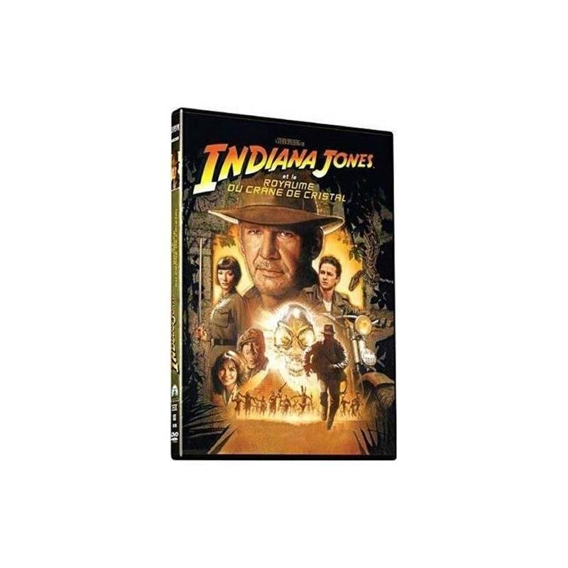 DVD - Indiana Jones et le royaume du crâne de cristal