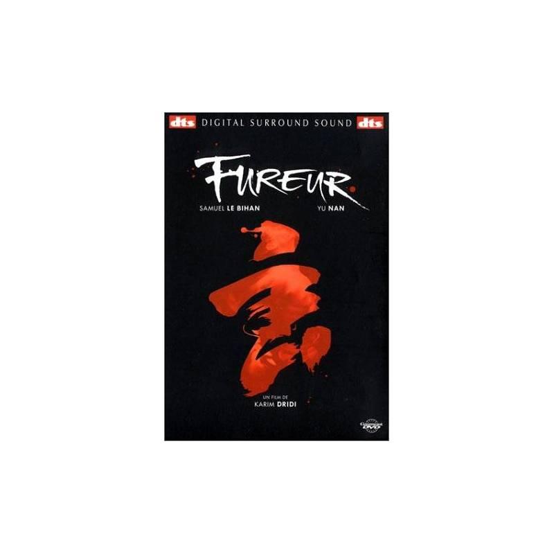 DVD - Fureur