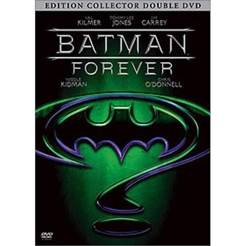 DVD - Batman Forever - Edition collector / 2 DVD