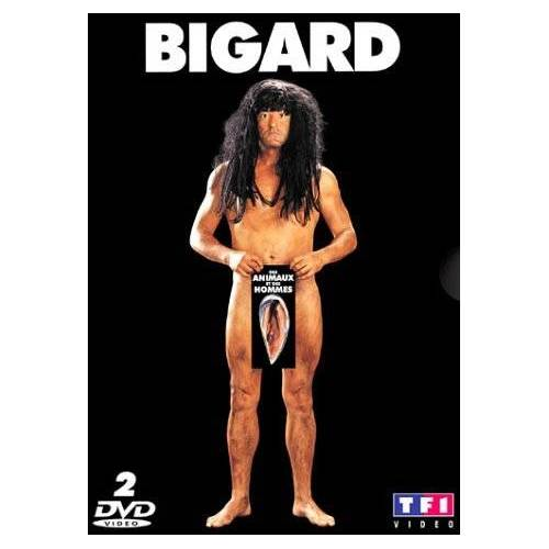 DVD - Bigard : Des animaux et des hommes - Edition collector
