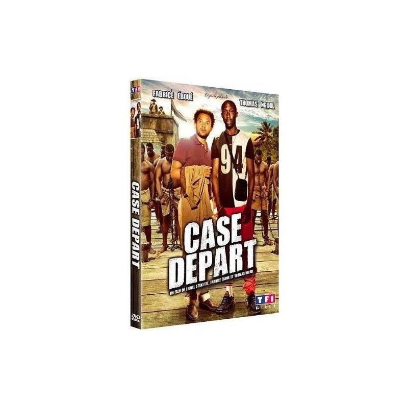 DVD - Case départ
