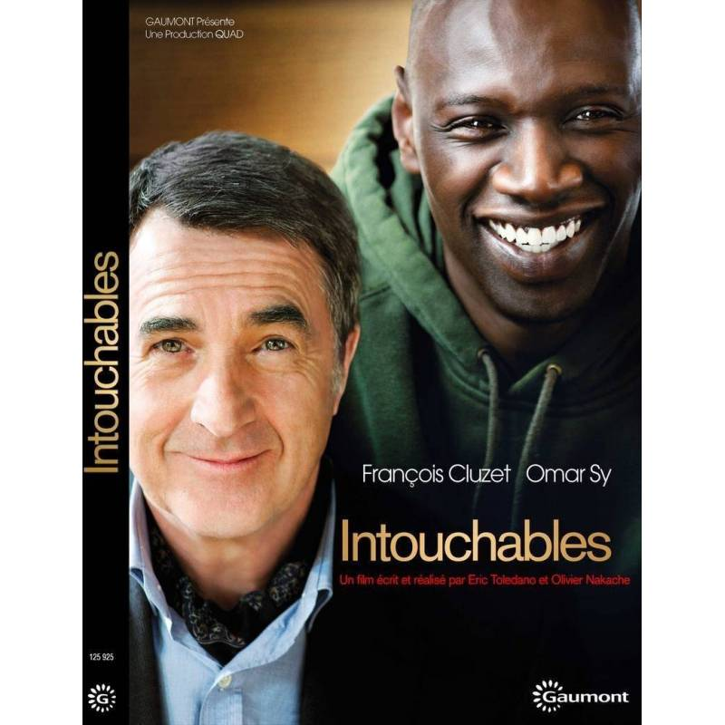 DVD - Intouchables