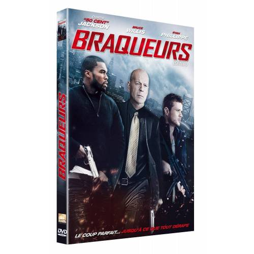 DVD - Braqueurs