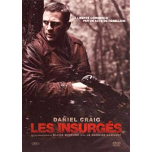 DVD - Les Insurgés
