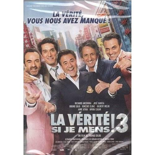 DVD - La Vérité si je mens 3