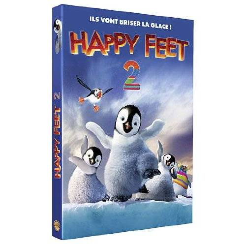 DVD - Happy Feet 2