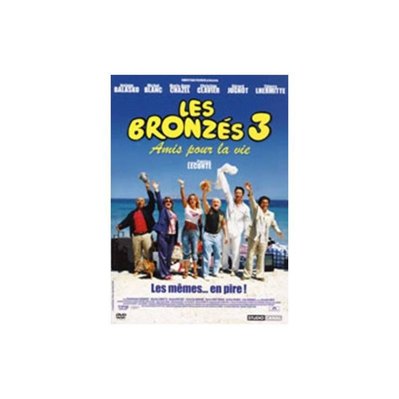 DVD - Les Bronzés 3, Amis pour la vie