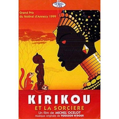 DVD - Kirikou et la sorcière