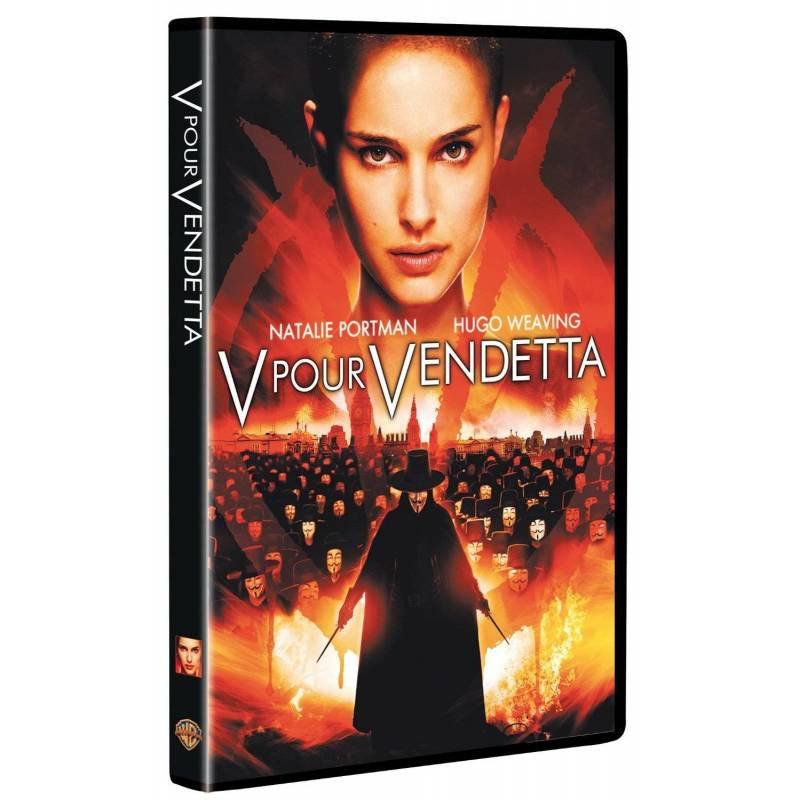 DVD - V pour Vendetta