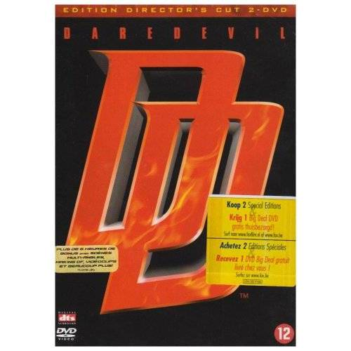 DVD - Daredevil - Edition Director's cut 2 DVD
