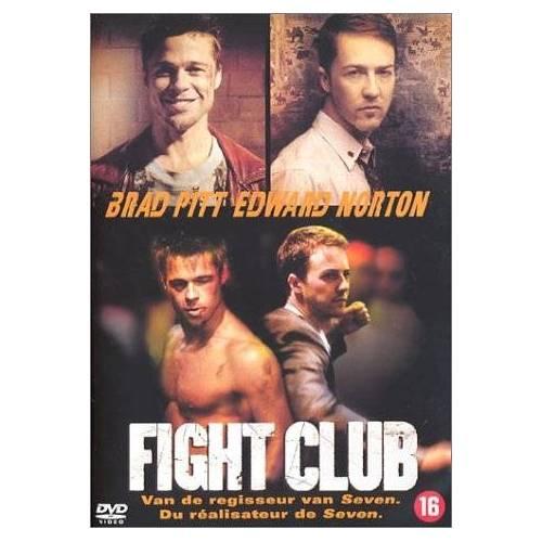 DVD - Fight Club