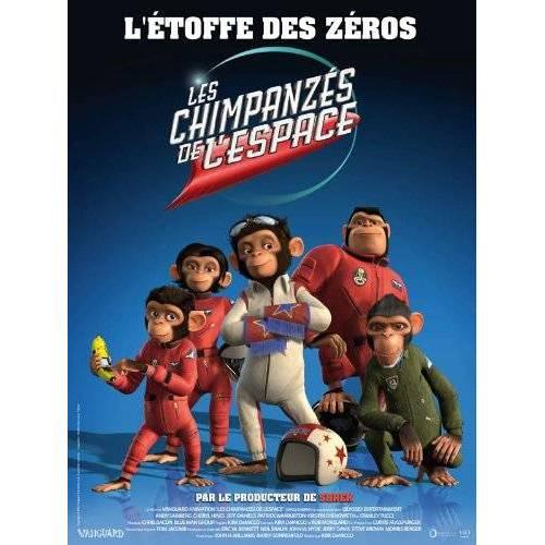 DVD - Les chimpanzés de l'espace