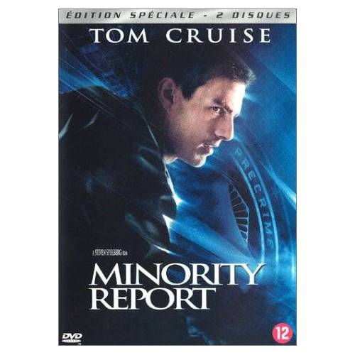 DVD - Minority report - Edition collector