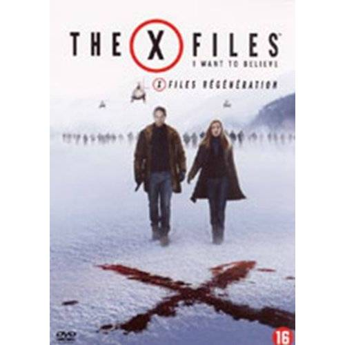 DVD - The X-files : Régénération