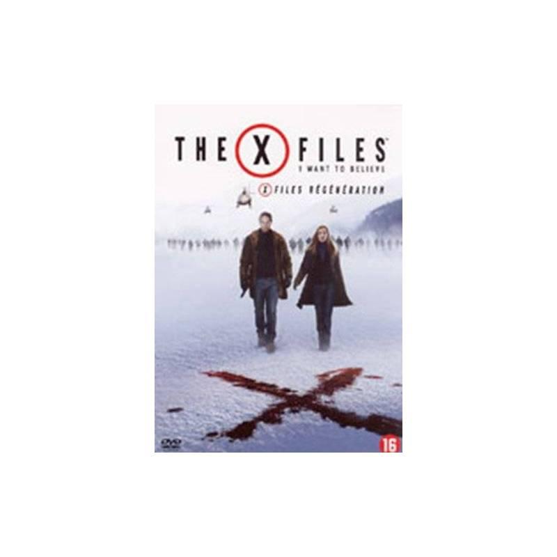 DVD - The X-files : Régénération