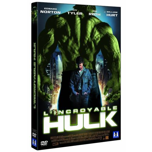 DVD - L'incroyable Hulk