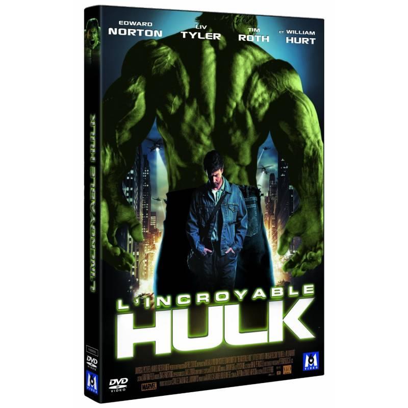 DVD - L'incroyable Hulk