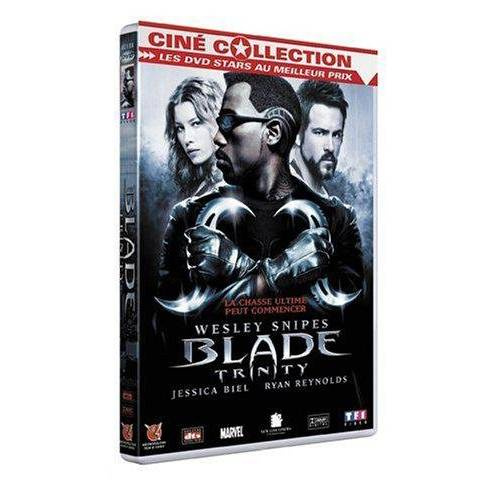 DVD - Blade Trinity - Edition collector