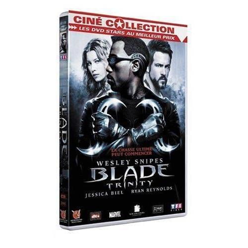 DVD - Blade Trinity - Edition collector