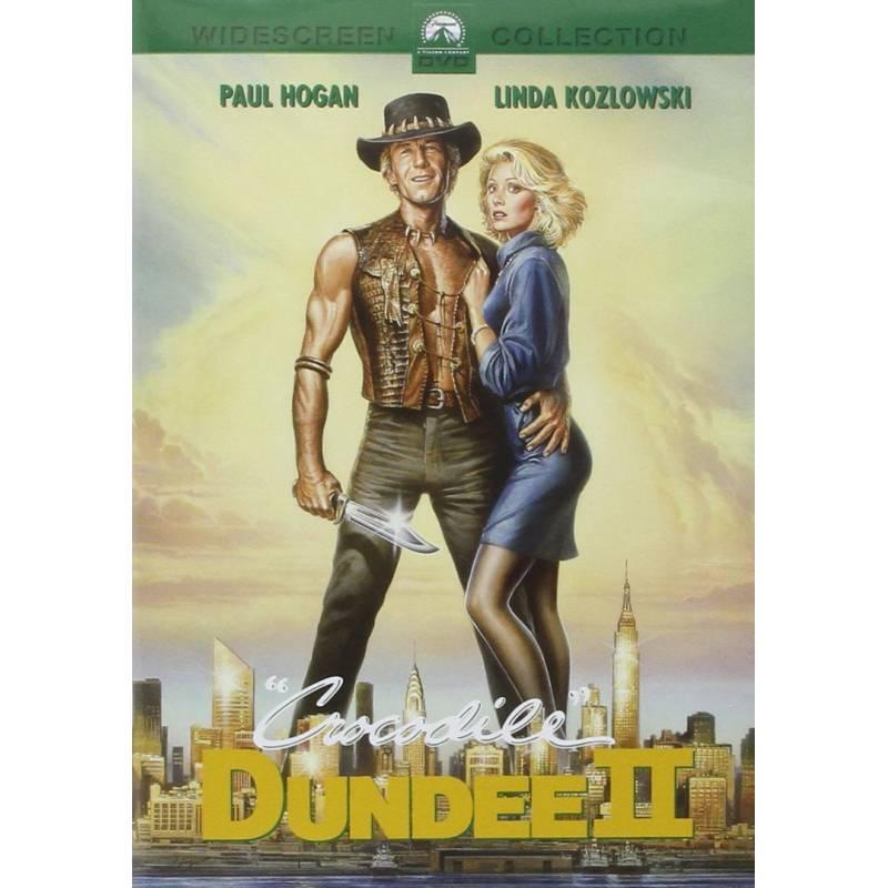 DVD - Crocodile Dundee II