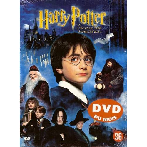 DVD - Harry Potter à l'école des sorciers - Edition spéciale / 2 DVD