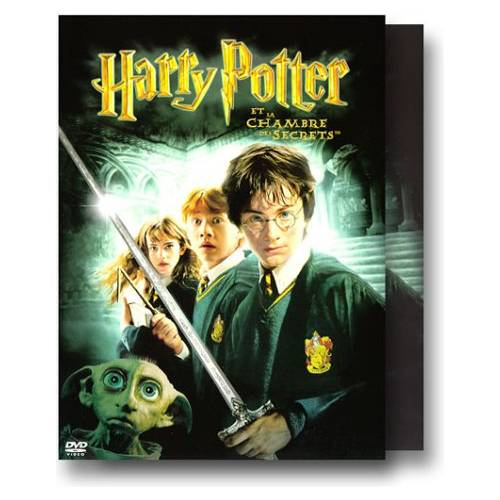 DVD - Harry Potter et la chambre des secrets - Edition prestige / 2 DVD