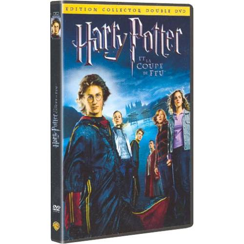 DVD - Harry Potter et la coupe de feu - Edition collector / 2 DVD