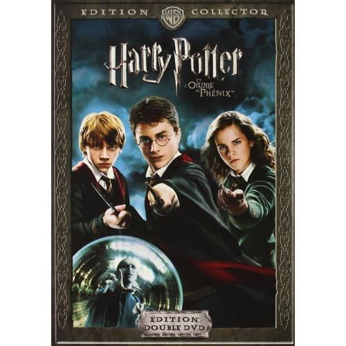 DVD - Harry Potter et l'ordre du Phénix - Edition collector / 2 DVD