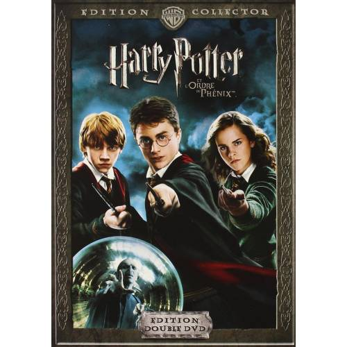 DVD - Harry Potter et l'ordre du Phénix - Edition collector / 2 DVD