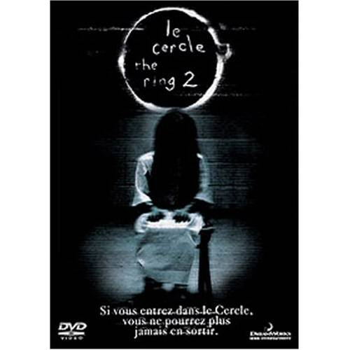 DVD - Le cercle 2