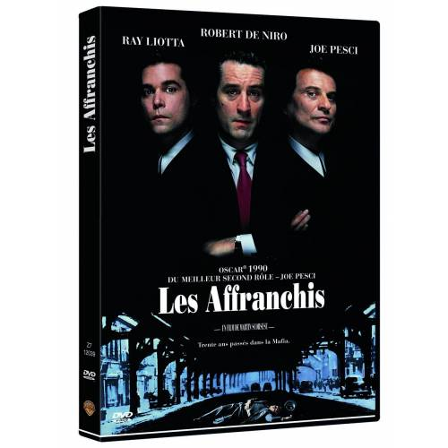 DVD - Les affranchis