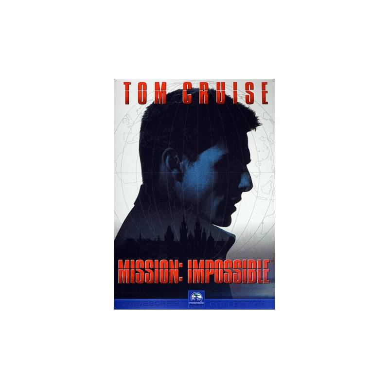 DVD - Mission : Impossible