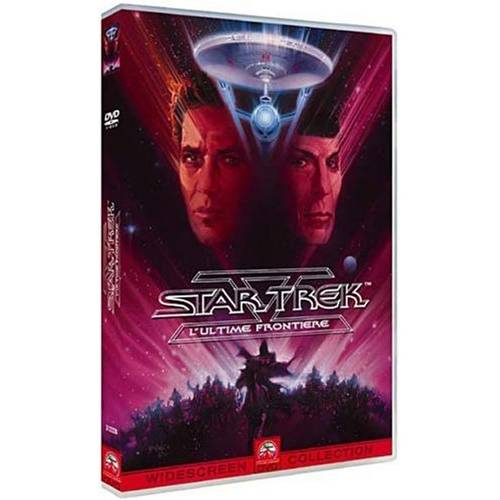 DVD - Star Trek V : L'ultime frontière