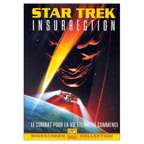 DVD - Star Trek IX : Insurrection