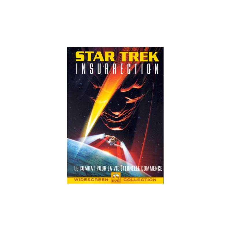 DVD - Star Trek IX : Insurrection
