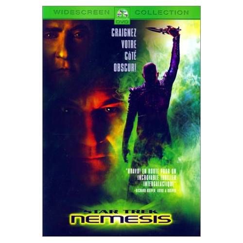 DVD - Star Trek X : Nemesis