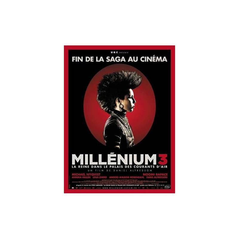 DVD - Millénium 3 : La Reine dans le palais des courants d'air