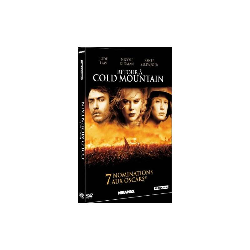 DVD - Retour à Cold Mountain