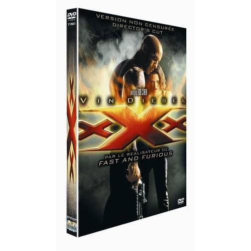 DVD - xXx - Version non censurée director's cut