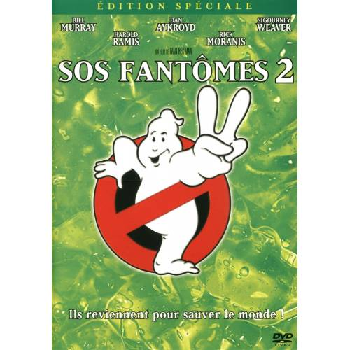 DVD - SOS Fantômes 2