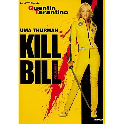 DVD - Kill Bill Volume 1