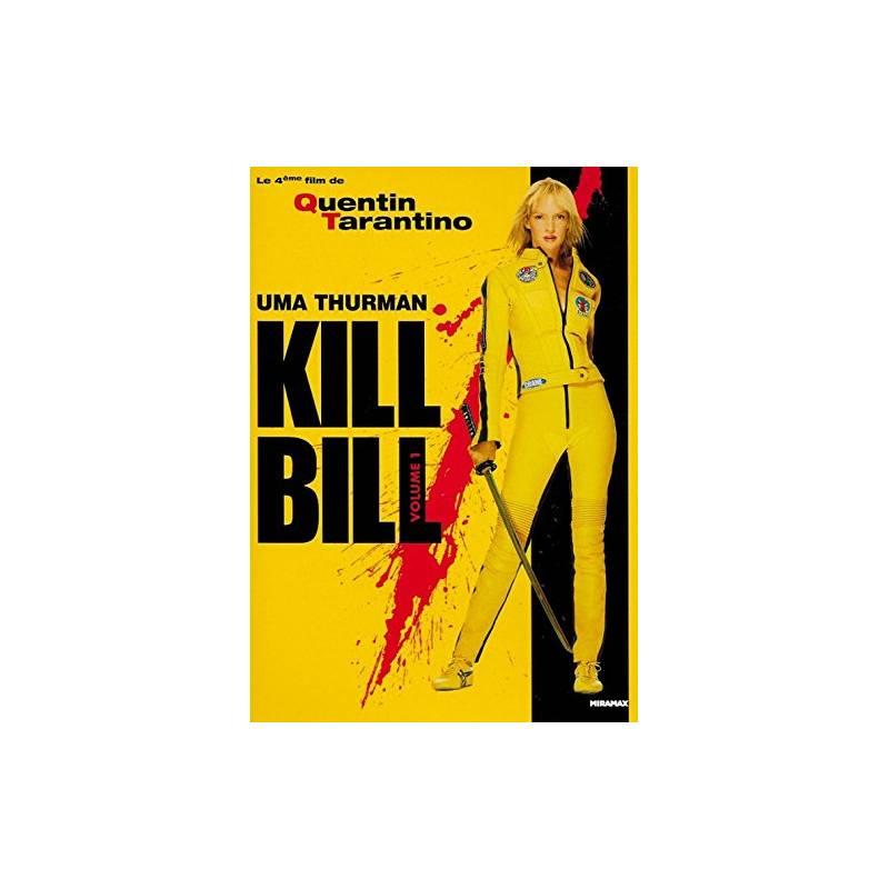DVD - Kill Bill Vol. 1
