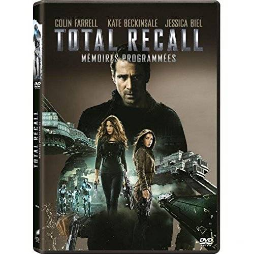 DVD - Total recall : Mémoires programmées