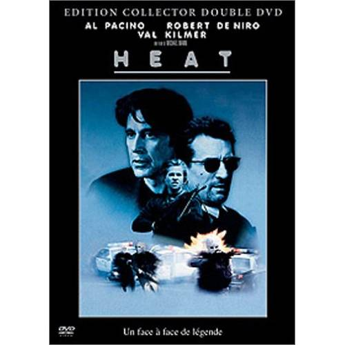 DVD - Heat - Edition collector / 2 DVD