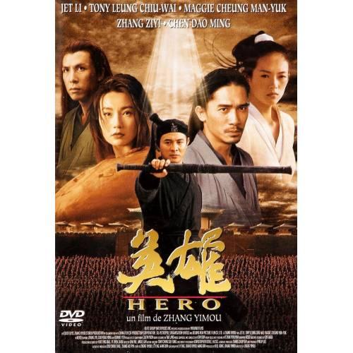 DVD - Hero