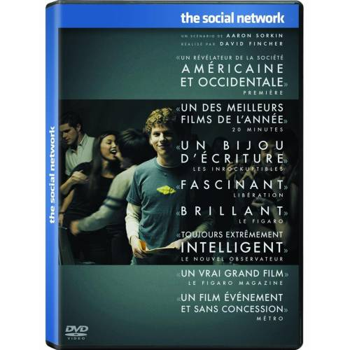 DVD - The Social Network - Edition simple